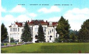 Old Main, University of Wyoming, Laramie, Wyoming-16