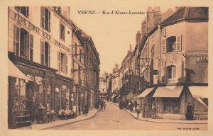 VESOUL , France , 1910s ; Rue d'Alsace-Lorraine