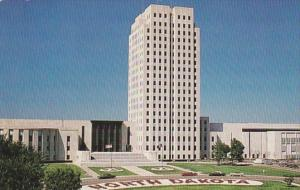 North Dakota Bismarck State Capitol Building 1997