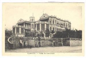 Palais Du Gouverneur, Djibouti, Africa, 1900-1910s