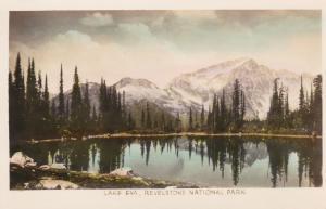 RP: Lake Eva , Revelstoke National Park , B.C. , Canada , 1920-30s