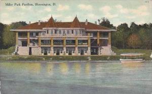 Illinois Bloomington Miller Park Pavillion