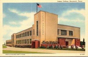 Texas Beaumont Lamar College Curteich