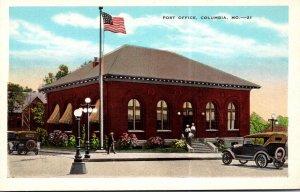 Missouri Columbia Post Office