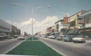 DOLBEAU , Quebec , Canada , 50-60s ; Boulevard Walberg