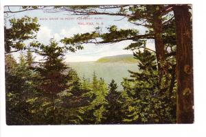 View From Main Drive, Point Pleasant Park, Halifax, Nova Scotia, Montreal Import