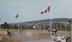 Highland Dancing, Gaelic Mod View #2, ST ANN´S, Cape Breton , Nova Scotia , ...