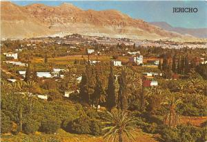 BG9526 jericho city of palms in the jordan valley   israel