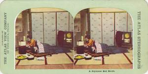 SV: A Japanese Bedroom, Japan, 1890s