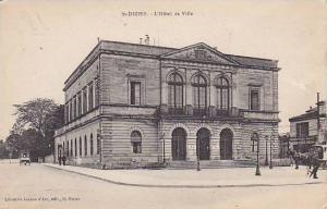 L'Hotel De Ville, St-Dizier (Haute-Marne), France, 1900-1910s