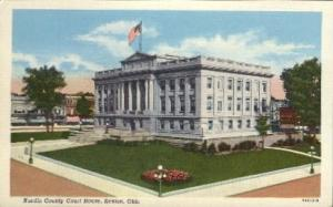 Hardin County Court House Kenton OH Unused