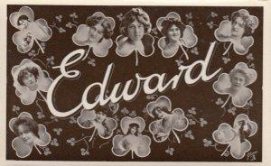 Firstname EDWARD , 00-10s ; TUCK N0.50