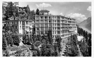 Leysin Hotel Belvedere Panorama