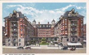 Exterior, Hotel Portland, Portland, Oregon, 00-10s