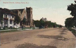 New Jersey Asbury Park Baptist Church