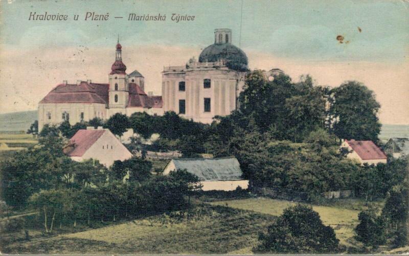 Czech Republic Kralovice u Plznê Mariánská Tynice 02.59