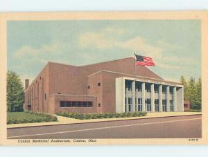 Unused Linen BUILDING Canton Ohio OH hn9207