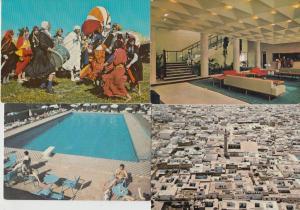 TUNISIA TUNISIE AFRICA AFRIQUE 1000 CPM (mostly 1970-2000 period)