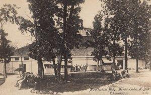 RP: DEVILS LAKE , North Dakota , 1914 ; Auditorium , Chaotauqua