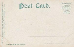 CAPE ELIZABETH , Maine, 1901-07 ; Lighthouse & Cliffs