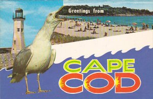 Greetings From Cape Cod Massachusetts