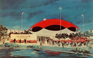 NY - New York World's Fair, 1964-65. The Travelers Insurance Co. Pavilion