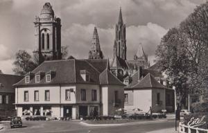Senlis Hotel French Postcard