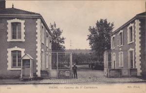 Caserne Du 5 Cuirassiers, Tours (Indre et Loire), France, 1900-1910s