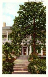 Mississippi Natchez Ravenna Built 1835 Curteich