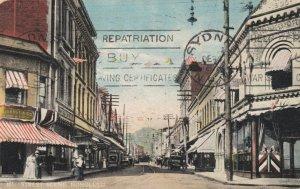 HONOLULU , Hawaii , 191911 ; Main Street