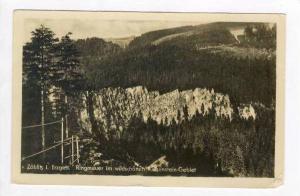 RP, Ringmauer Im Wildschonen, Kazenstein-Gebiet, Zöblitz i. Erzgeb (Saxony),...