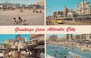 Greetings From Atlantic City New Jersey