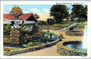 1945 Banton Amphitheatre, Yankton, South Dakota c16