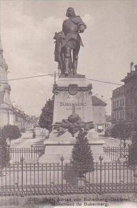 Swtzerland Bern Adrian von Bubenberg Denkmal