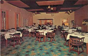 Dining Room Onigaming Supper Club Houghton Michigan MI