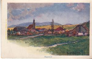 Austria - Eugendorf - Artist's Drawing