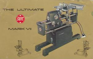 The Ultimate Mark VII, Shop Smith, 7 Tools in 1, 40-60s