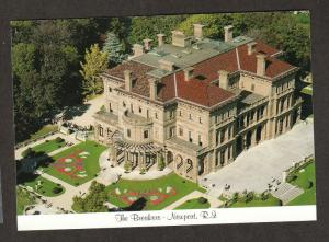 The Breakers Newport, Rhode Island Postcard, Scenic, Historic Building