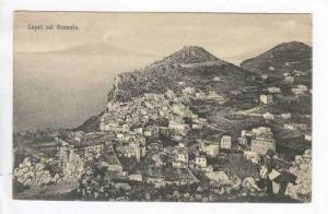 Capri, Italy, 00-10s col Vesuvio