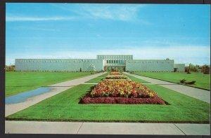 Saskatchewan ~ Museum of Natural History REGINA - Chrome 1950s-1970s