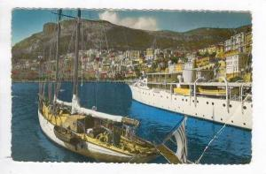 RP  Monte Carlo, Ships in port, 1930-50s