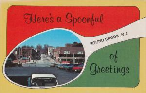 Here's a Spoonful of Greetings, BOUND BROOK, New Jersey, 40-60s