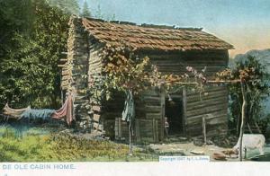 De Ole Cabin Home