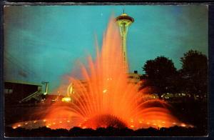 International Fountain,Seattle Center,Seattle,WA BIN