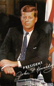 President John F. Kennedy Political Unused