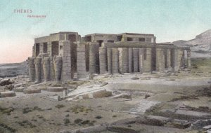 THEBES , Egypt , 00-10s ; Ramesseums