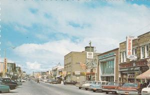Street View , VAL D'OR , Quebec , Canada , 50-60s #1