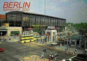 Berlin Bahnhof Zoo Auto Cars Promenade Station