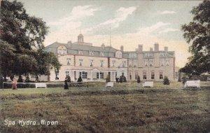 Spa Hydro , RIPON , Yorkshire , England , 1900-1910´s