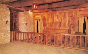 Youngstown NY~Jesuit Chapel In The French Castle Of Old Fort Niagara~1960 PC